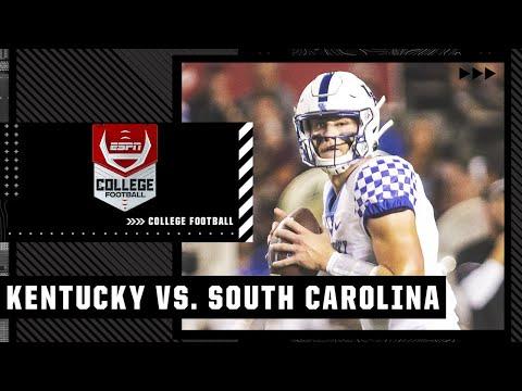 Kentucky Wildcats at South Carolina Gamecocks   Full Game Highlights