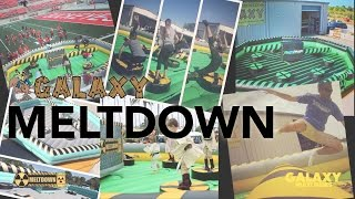 Toxic Meltdown - The Wipeout Multi Player Sweeper Action Game