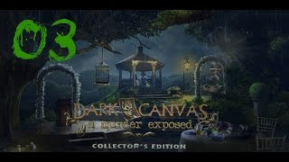 We play: Dark Canvas: A Murder Exposed CE (w/Flaz) - part 03 - The Lounge