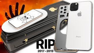 AirPower CANCELLED & iPhone 11 Final Design Leaks!