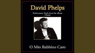 O Mio Babbino Caro (Low Key Performance Track Without Background Vocals)