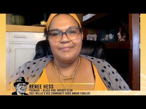 Willie O'Ree Community Hero Award Presented by MassMutual Finalist: Renee Hess