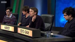 University Challenge S44E36 Gonville & Caius - Cambridge vs Durham