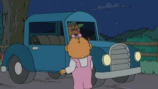 The Berenstain Bears Go to the Movies / Car Trip