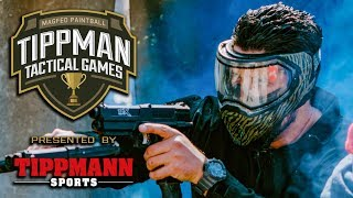 TIPPMANN TACTICAL GAMES: SEASON 2 EPISODE 3 - THE FINALS - MAGFED PAINTBALL