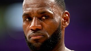 LeBron James EXPOSED For Once Kicking Out Reporter's Ex To Be ALONE With Three Women!