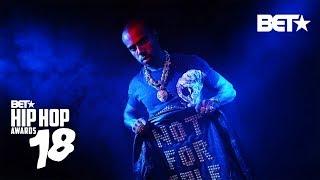 Vic Mensa, G Herbo, Taylor Benett And Nick Grant Drop Heat   Hip Hop Awards 2018 Cypher