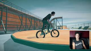 BEST NEW BMX GAME! *PC AND XBOX ONE*