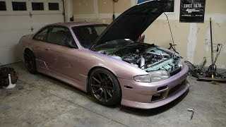 Getting Ready to Work on the New Drift Car!