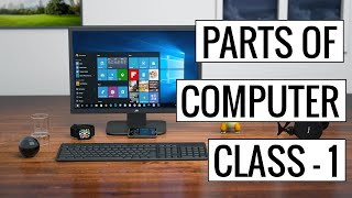 What is Computer Hardware & Types of Hardware in (Urdu Hindi)