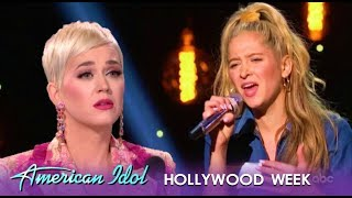 Margie Mays: This ENERGETIC Girl Starts Out Hollywood Week On The Right Note! | American Idol 2019
