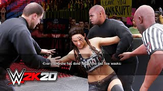WWE 2K20 Universe Mode First Look: 45+ Minutes Of Gameplay