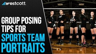 Easy Posing Tips to Improve Your Team Sports Portraits