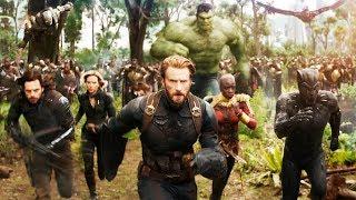 10 лет киновселенной Marvel