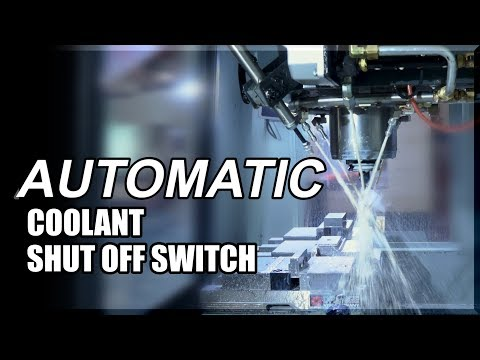 Automatic Coolant Shut Off Switch | WW226
