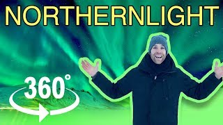 Be amazed by these Northern Lights... in 360 Degrees!