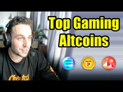 What are the Top Gaming Altcoins To Watch in 2020? | Best NFT Cryptocurrencies | with EllioTrades