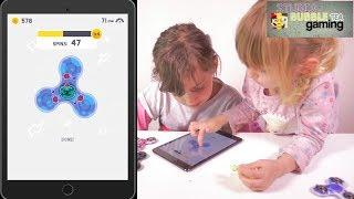 [APPLI] Test d'Applications Gratuites de HAND SPINNERS - Studio Bubble Tea Gaming