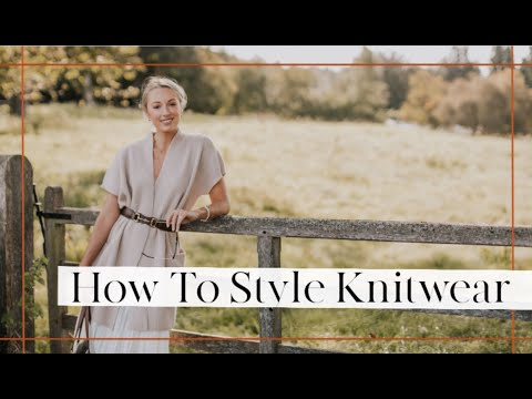HOW TO STYLE KNITWEAR // AUTUMN COSY OUTFIT IDEAS // FASHION MUMBLR