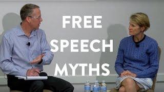 Common Myths on Free Speech