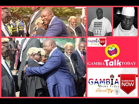 GAMBIA TODAY TALK 19TH JANUARY 2020