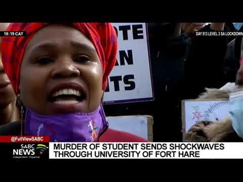 [GRAPHIC DETAILS] Brutal murder of Nosicelo Mtebeni sends shockwaves through Fort Hare University