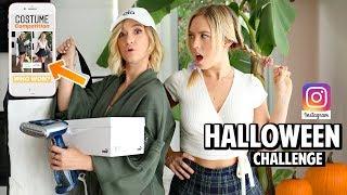 Instagram Followers Decide My Halloween Costume!   with Alisha Marie