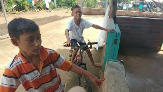 Ya tenemos la bici de Felipin