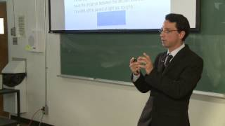 Luis Rodrigues, Marianopolis Lecture Series