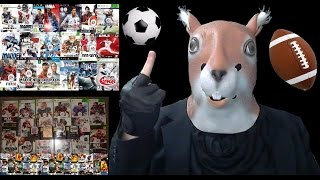 Too Many F#cking Sports Games (Rant)
