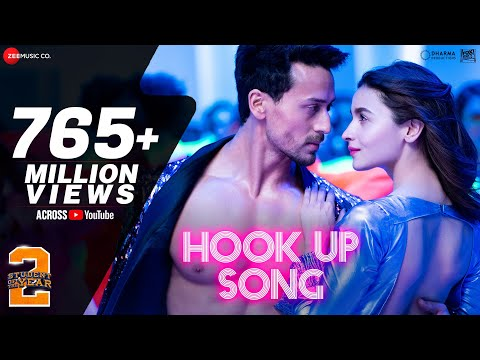 The Hook Up Song Lyrics – Student Of The Year 2