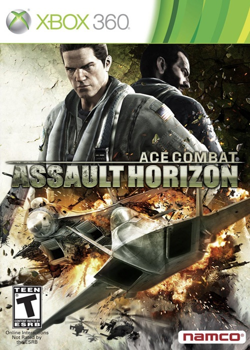 Ace Combat: Assault Horizon (2011) PAL.XBOX360-COMPLEX