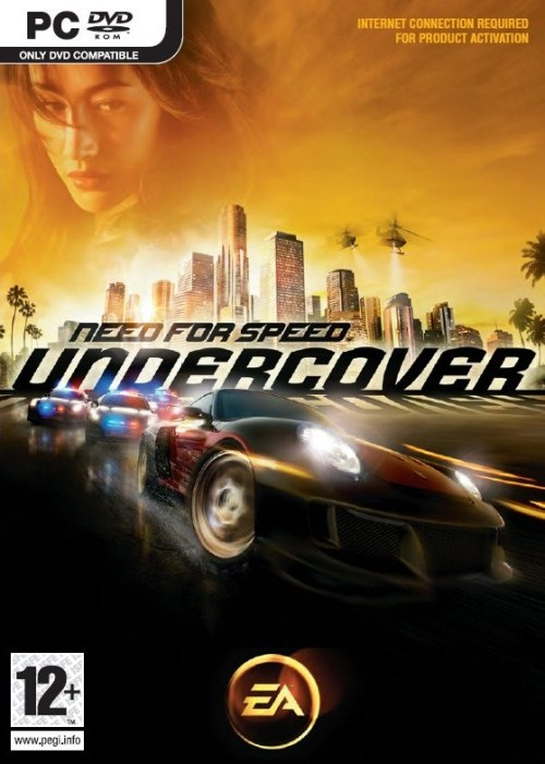 Need for Speed: Undercover (2008) RELOADED