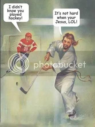 Soy Jesus, puedo hacer de todo LOL