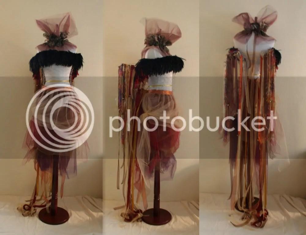 ...update on ArtWear dress (1/4)