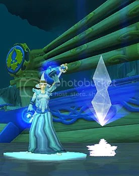 Theramore Arcanist's Hat*, Pauldrons of Sufferance , Seer's Robe ...