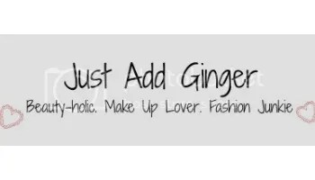 Just Add Ginger