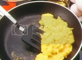 scrambled egg