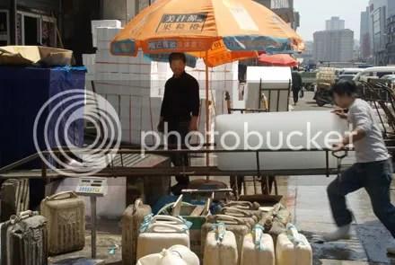 china dalian market