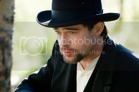 Brad Pitt Jesse James