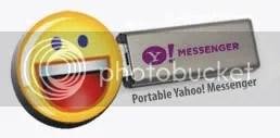 portable yahoo mesengger