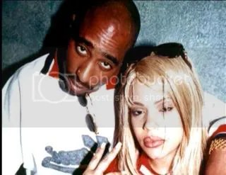 Tupac & Faith Evans Pictures, Images and Photos