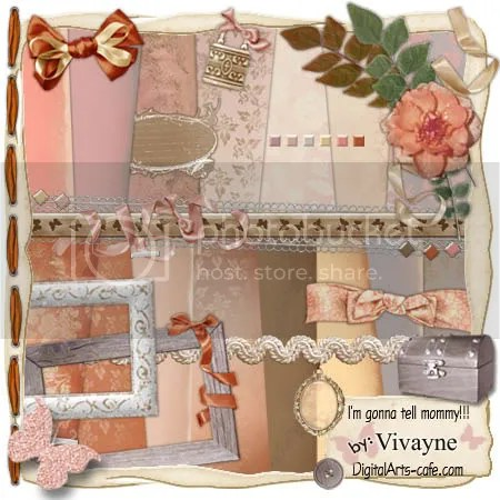 mothers day free digital scrapbooking kit, free digital scrapbook kit for mothers day, free papers, free frames, free borders, free flowers, free digital scrapbooking brads, free preview