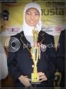 Juara II Lomba Menulis Kategori SMA