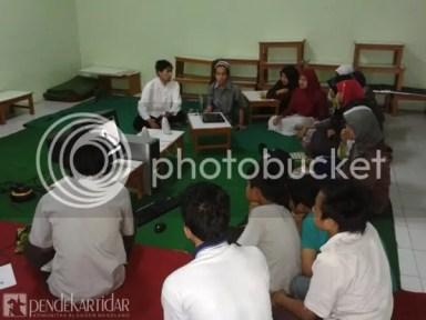Pendekar Tidar Pelatihan TI Di Panti Arrahman