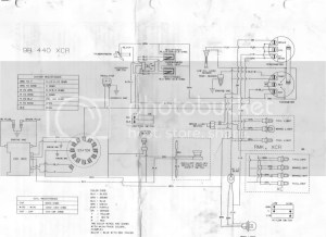 2002 POLARIS XCSP 600 WIRING DIAGRAM  Auto Electrical