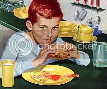1950s kid