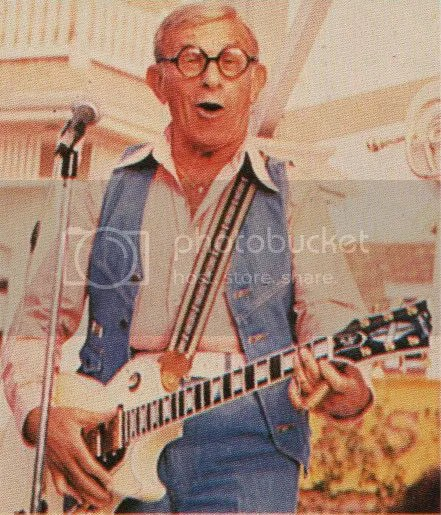 George burns LP Custom Pictures, Images and Photos