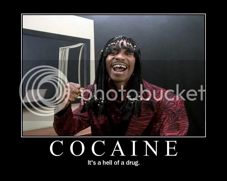 Rick James Cocaine