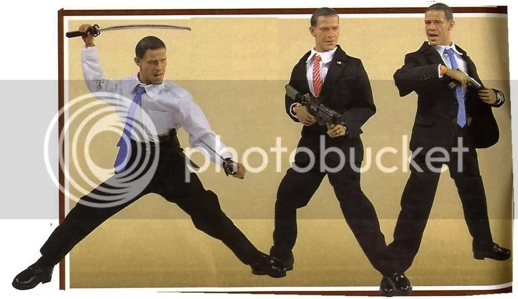 Action Obama!
